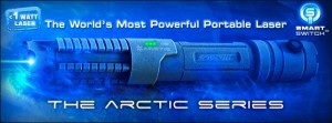 Wicked Lasers Arctic S3
